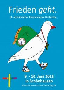 10. Altmärkischer Ökumenischer Kirchentag in Schönhausen 9. - 10. Juni 2018