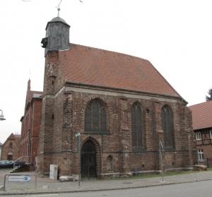 Salzwedel Gertraudenkapelle